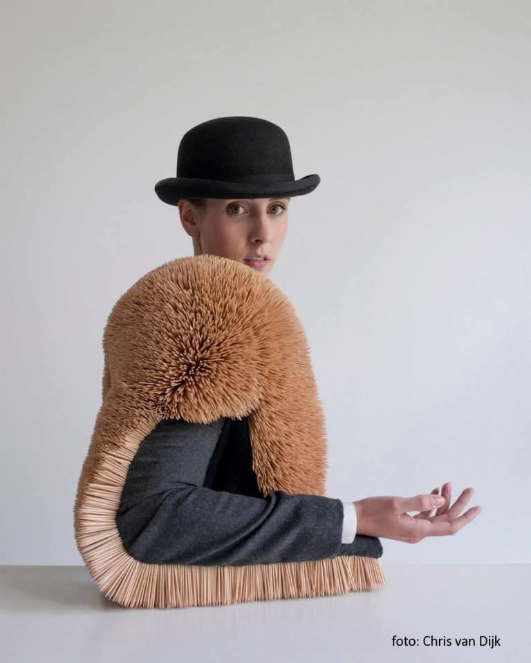 nederlands model actrice
