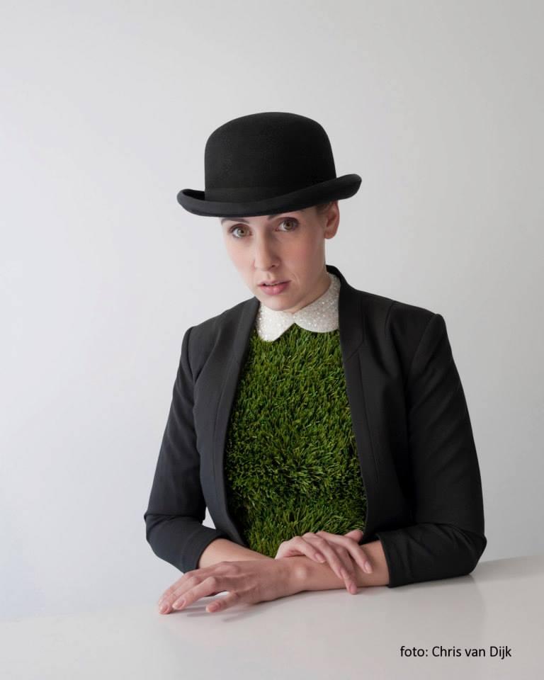 actriz modela holandesa